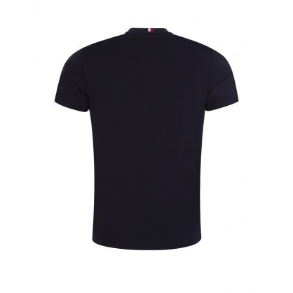 Dark Navy Essential Logo T-Shirt