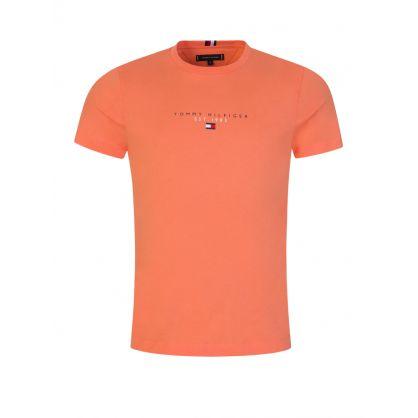 Orange Essential T-Shirt
