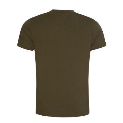 Dark Green Logo T-Shirt