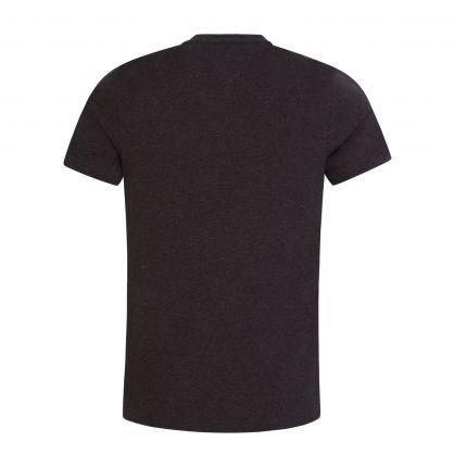 Dark Grey Heather Logo T-Shirt