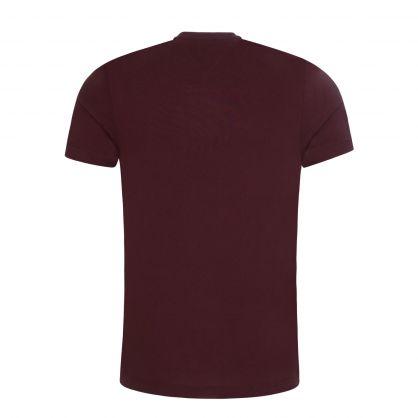 Dark Brown Logo T-Shirt
