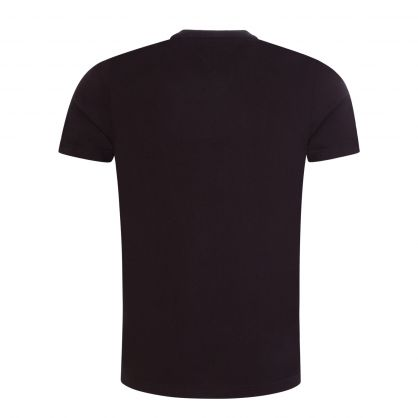 Black Lines Graphic T-Shirt