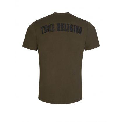 Green Logo Classic T-Shirt
