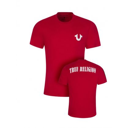 Red Logo Classic T-Shirt