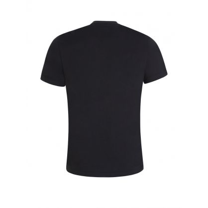 Black Graphic Street T-Shirt