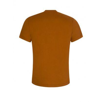 Brown Arch Logo T-Shirt
