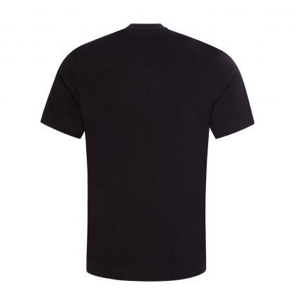 Black Buddha Logo T-Shirt