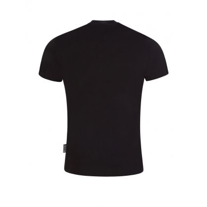 Black Split Logo T-Shirt
