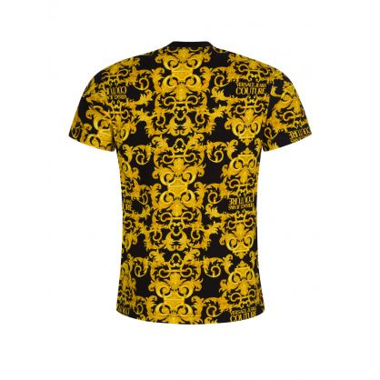 Black Baroque T-Shirt