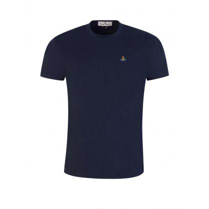 Navy Classic Orb T-Shirt