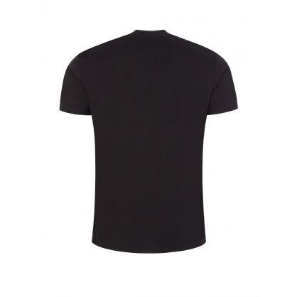 Black Classic Multi Orb T-Shirt