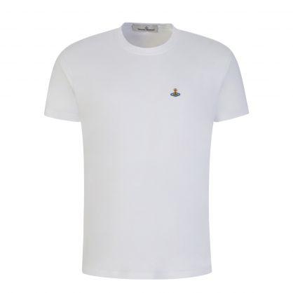 White/White Classic T-Shirt