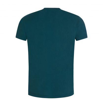 Green Classic Orb Logo T-Shirt