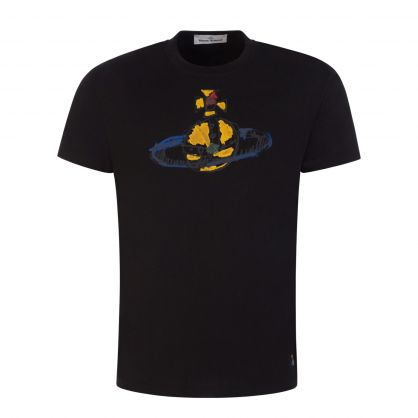 Black Kid Orb Classic T-Shirt