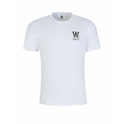 White Double A by  Ace T-Shirt