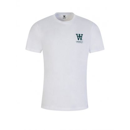 White Ace Double A T-Shirt