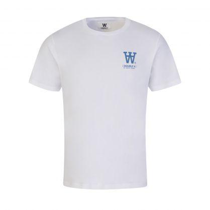 White Double A Ace T-Shirt
