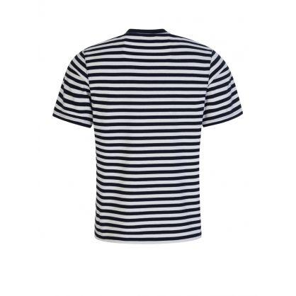 Navy Sami Stripe T-Shirt