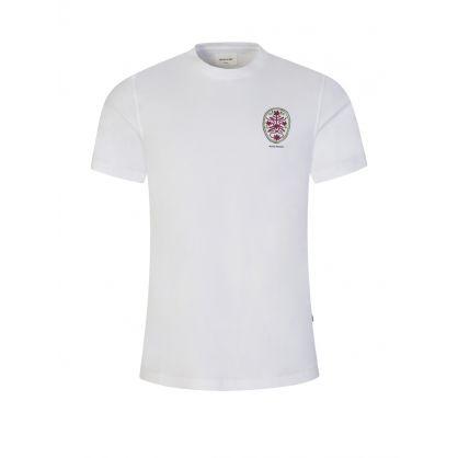 White Sami Paisley T-Shirt