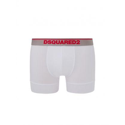 White Trunks 2-Pack