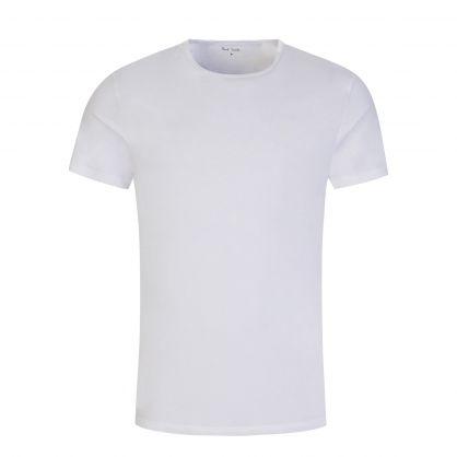 Black/White/Grey Cotton T-Shirts 3-Pack