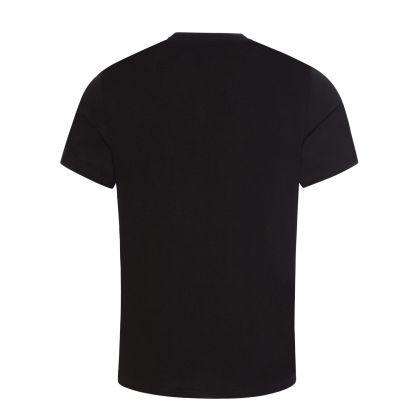 Black Logo Sleep T-Shirt