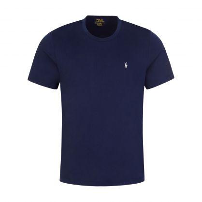 Navy Blue Short Sleeve T-Shirt