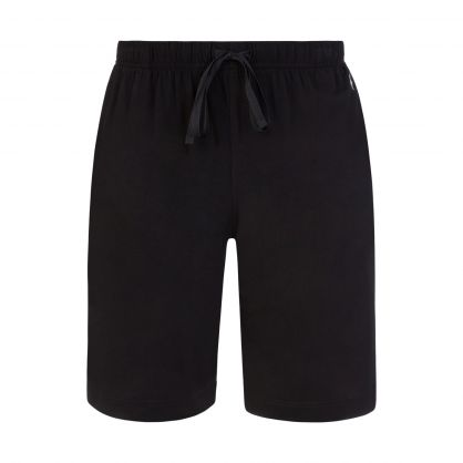 Black/Black Sleep Shorts