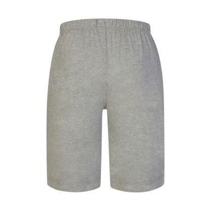 Light Grey Sleep Shorts