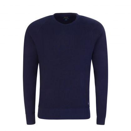 Navy Sleep Sweatshirt