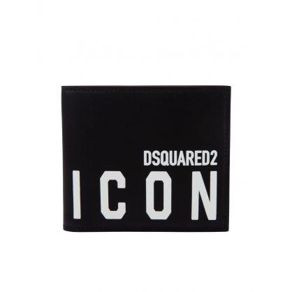 Black ICON Wallet