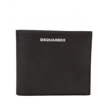 Black Leather Dylan Wallet