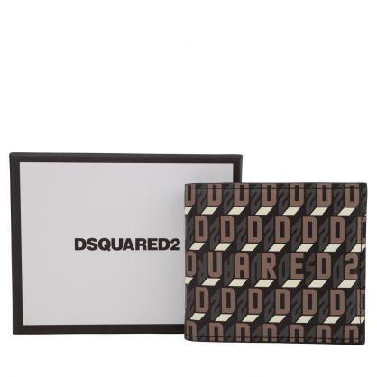 D2 Monogram Wallet