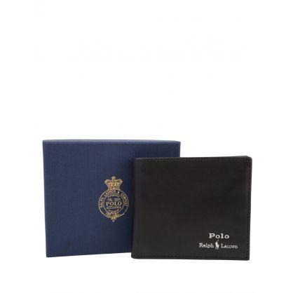 Black Suffolk Billfold Wallet