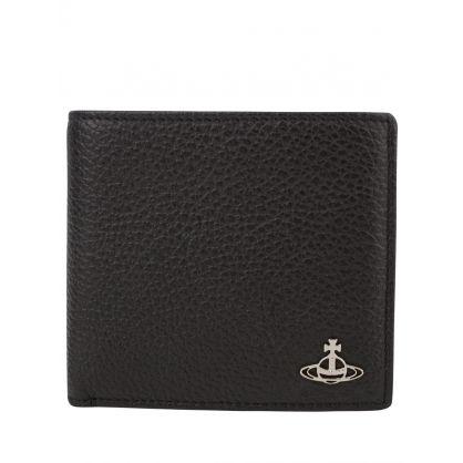 Black Milano Coin Wallet