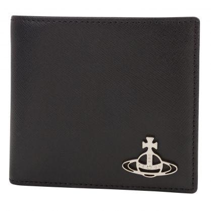 Black Kent Coin Pocket Wallet