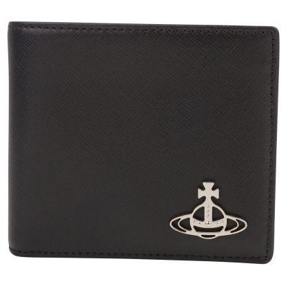 Black Kent Billfold Wallet