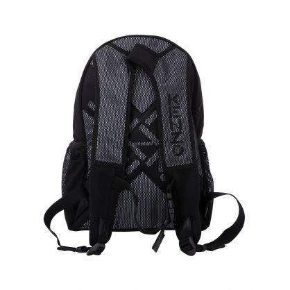 Black Cross Logo Backpack
