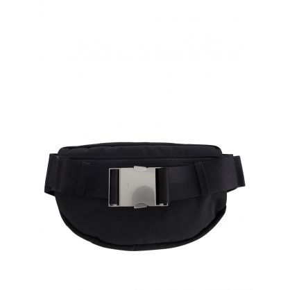 Black Tiger Waist Bag