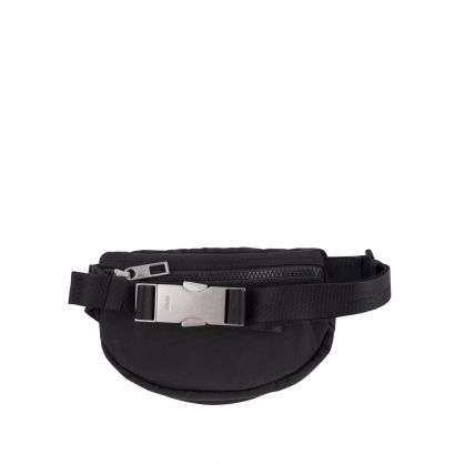 Black Small Kampus Tiger Waist Bag