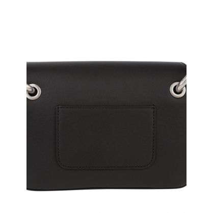 Black 'K' Crossbody Bag