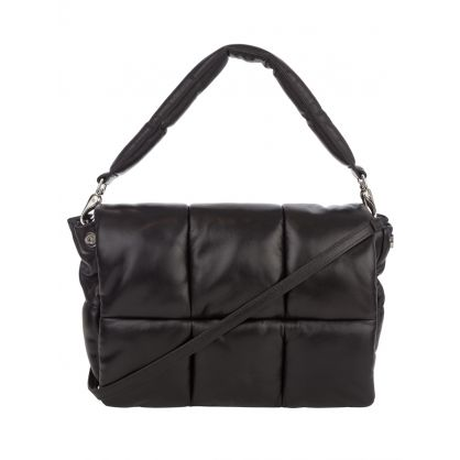 Black/Black Wanda Clutch Bag