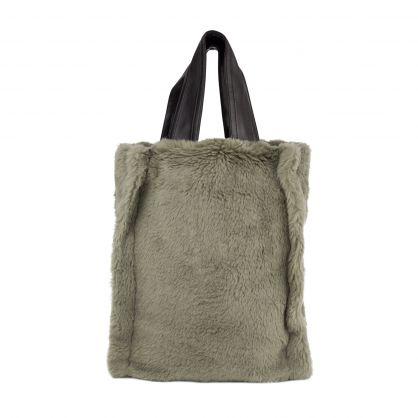 Green Leia Tote Bag