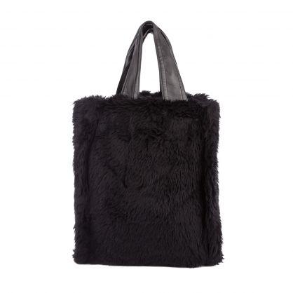 Black Leia Tote Bag