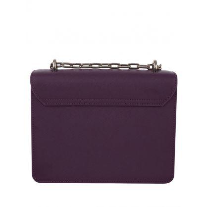 Purple Debbie Medium Bag