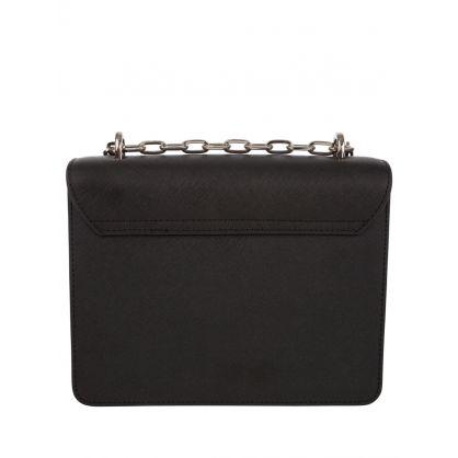 Black Debbie Medium Bag