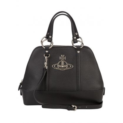 Black Jordan Medium Handbag