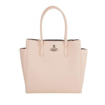 Beige Johanna Large Shopper Bag