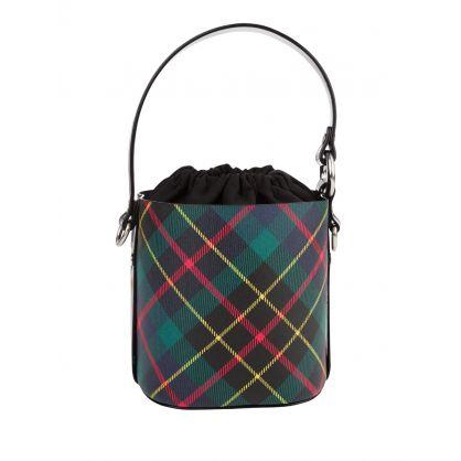 Hunting Tartan Betty Bucket Bag