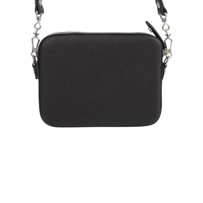 Black Johanna Small Crossbody Bag